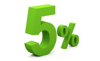 Regime forfettario imposta sostitutiva 5 %